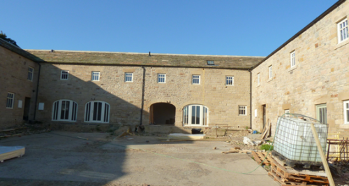 Tyne Valley Steading Renovation
